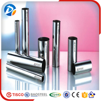 Polished surface ASTM 304 seamless stainless steel pvc tube sizes alibaba website