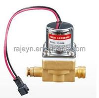 G1/4'' solenoid valve 5v dc & magnetic valves for water