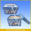 Happy Christmas Musical Gift Box And Musical Box