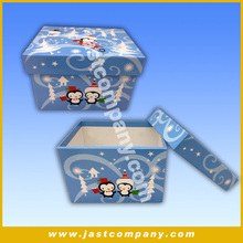 Happy Christmas Musical Gift Box And Musical Box