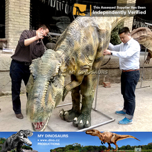 MY Dino-Realistic dinosaur costume for adult
