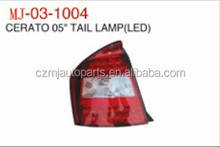 """4D 05"""" tuning light TAIL Lamp(LED) FOR CERATO 4D 05"""""""