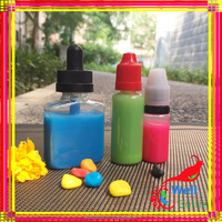 e-lover vape pet e-cigarette plastic E liquid plastic dropper bottle 10ml