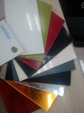 PMMA PVC high gloss laminate sheets