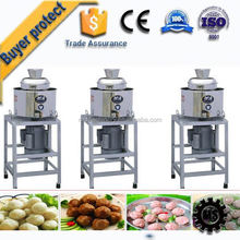 Mini automatic fish meat ball forming machine from china