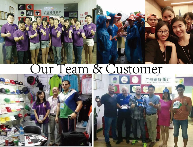 our team and customer