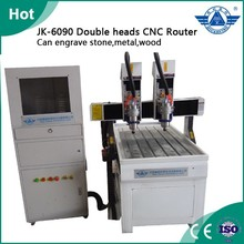 Popular model small size 600*900mm cnc router for wood 3d engraving