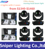 Sniper Professional Sharpy 7r Beam Moving Head Light 230w