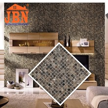 Foshan cheap price nature marble stone flooring mosaic tile
