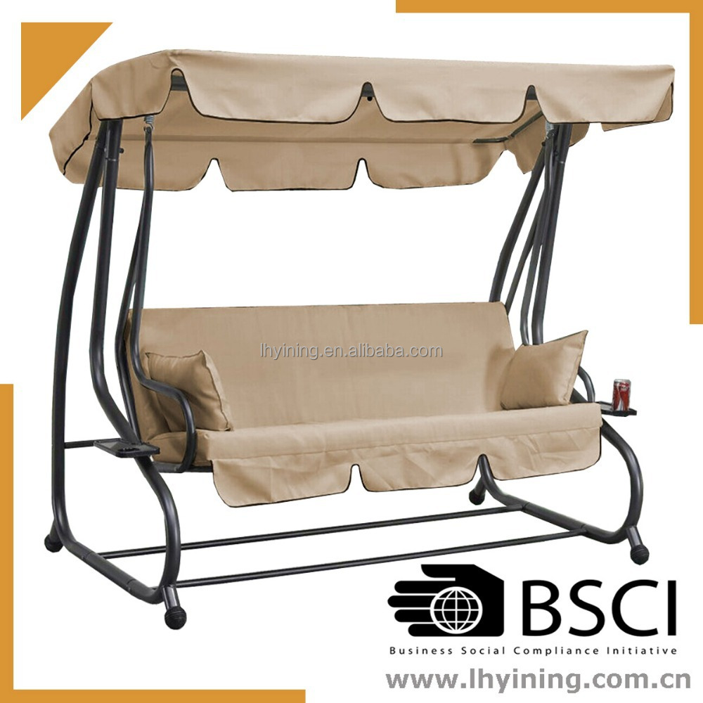Adult swing chair bed indoor hanging chair free stand for Indoor swing seat