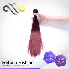 Good Price Specialized Natural Color A 6 Grade 6A Virgin Hair Bulk Ombre Weave
