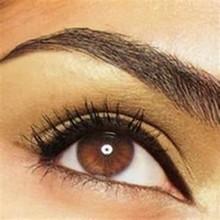 Hot Selling Individual Human Hair Eyebrow Extensions, Real Hair Eyebrows, Cheap Real Human Hair Extensions