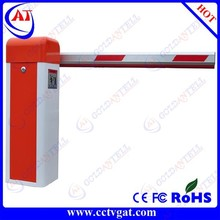 3-15cm RFID Card Reader Automated Car Parking barrier /parking barrier machine with parking system all in one