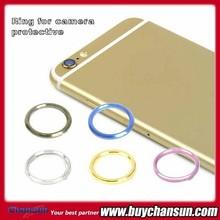 Aluminium Metal Camera Lens Protector Circle For iPhone 6 5.5' inch