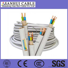 1000v pvc insulated fob price per meter electric cables supplier