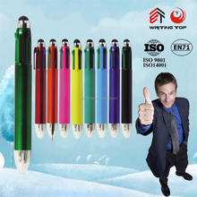 2015 color changing stylus with glitter