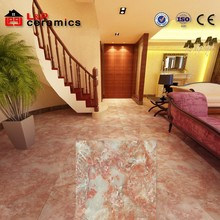 Foshan factory marble look jade look ceramic for floor and wall