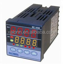Digital temperature and humidity controller for incubator for industrial automation