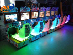 kids outrun rides arcade simulator game machine play game car racing for sale