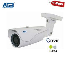 Top 10 CCTV Cameras 2.8-12mm Varifocal IP Camera 1080P Video Camera