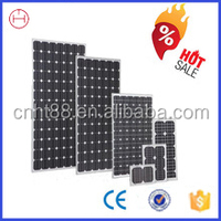 hot-sale new type china solar panel 100w 200w 280w with ROHS