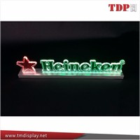 Advertising led acrylic sign board,sign board,acrylic advertising sign board