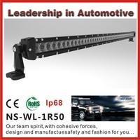 High power 50 inch 250w cree led light bar ,sxs hot 4x4 led light bar with lifetime warranty & E-mark & IP68 waterproof