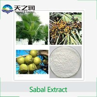 Sabal Serrulata Powder / Saw Palmetto Extract / CAS NO.:84604-15-9