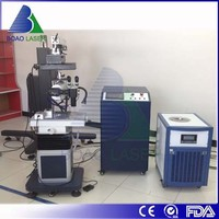 Laser welding machine for large metal products 200W 300W 400W