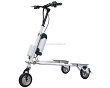 three wheel self banlance electric scooter/adults and children 3 wheel electric scooter/adult tricycle