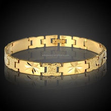18K Gold All-match Glaze Copper Hot Selling Bracelet