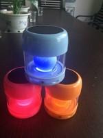 Professional Factory Supply Gift OEM/ODM Color Flash Wireless Mini USB Speaker Bluetooth Speaker Bluetooth