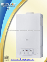 calentador de agua de gas