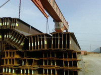 Foreign standard ASTM A36 hot rolled H Beams