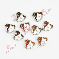 New arrival floating living memory locket dog charms