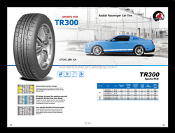 New Tyre Car Tyres PCR Tyres 31x15.50-15 MT Sate FOR Hankook, Transking Brand