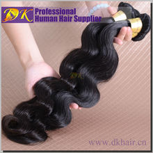 wholesale hair wave distributors 5a body wave 100% virgin hair white flowers for hair