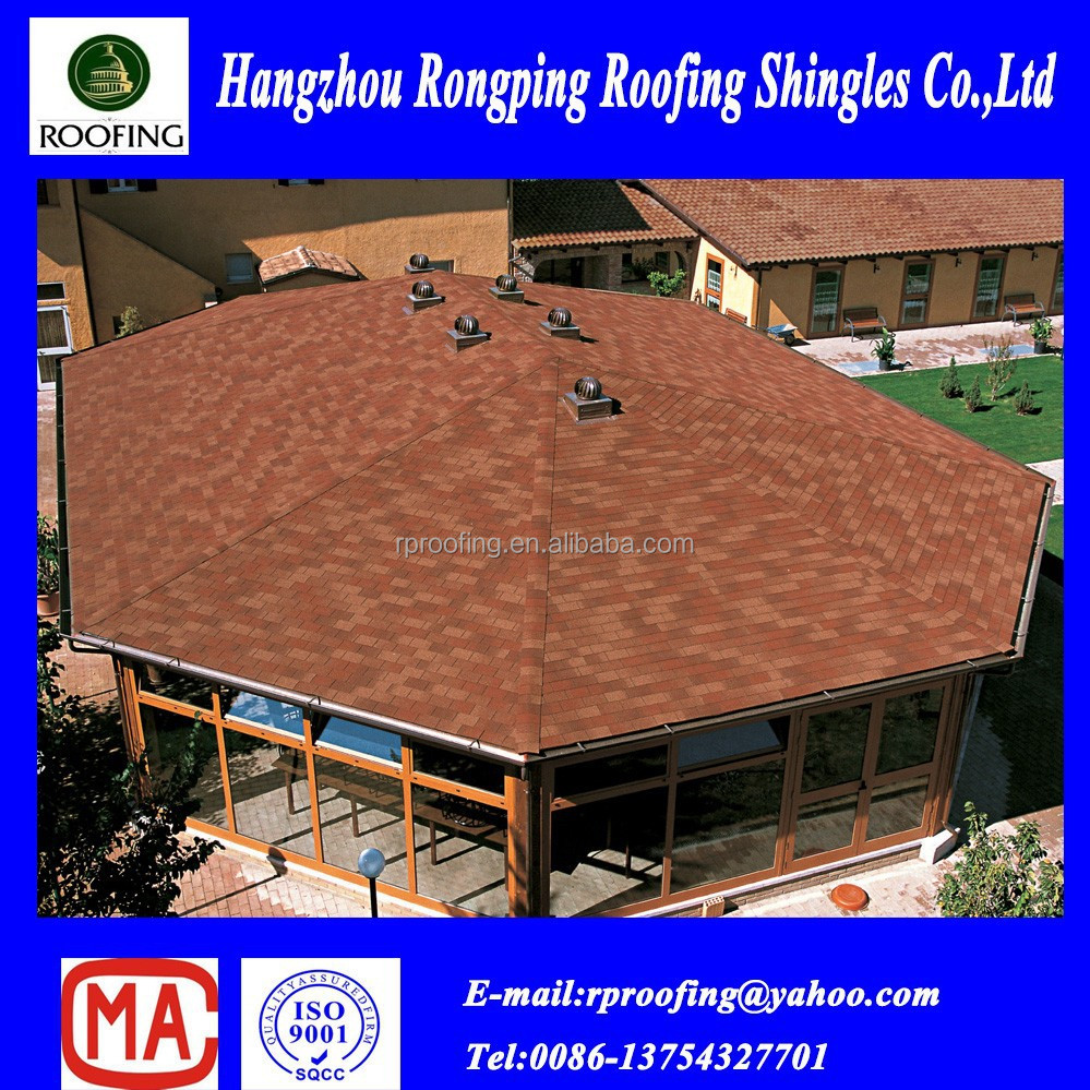 Low price 3 tab fiberglass asphalt roofing shingles buy for Low cost roofing materials