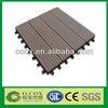 Factory Low Price WPC Waterproofing Composite Deck DIY Tile