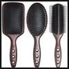 Good-looking appearance paddle wooden comb for hair