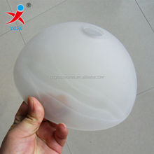 wholesale glass bowl lamp shade factory