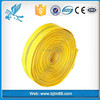 Custom webbing woven band solid color pattern tape polyester cotton webbing belts, 900d nylon webbing