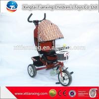 2014 new kids products cheap fashion designer toys three wheel baby stroller kids stroller taga bike beisier bike