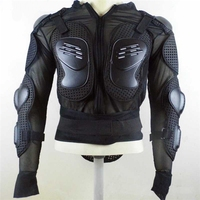 Protective Leather Motorcycle Armor Jacket Motorcycle Riding Armor Off-road Racing Suits