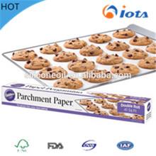 comida papel de embrulho de novos fabricantes de papel manteiga