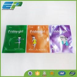 hot selling Plastic face mask packaging bag /Fashion Plastic face mask bag