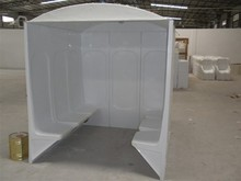 Four Person Capacity Large Size Steam Room Wet Sauna Room