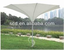 high-end flower mode garden leisure umbrella