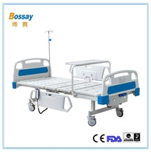 Two Functions Electric & Manual Hospital Bed