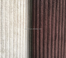 Warp knitted Chenille velvet for American sofa furniture and upholstery